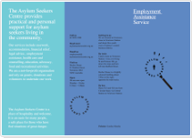 Asylum Seekers Centre - Employment Service