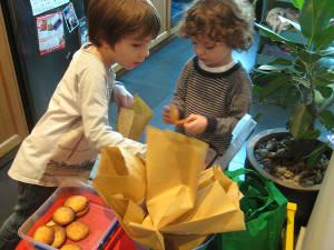 kids giving back