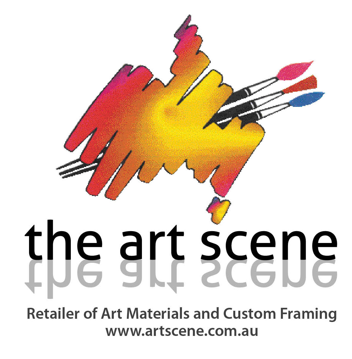 Art Scene group logo 2011 1