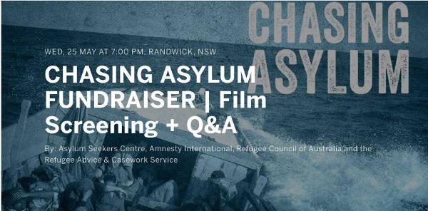 Chasing Asylum (Film poster)