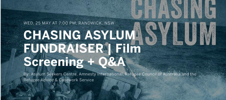 Chasing Asylum – Film screening and Q&A