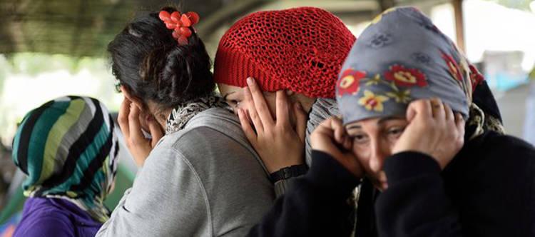 Saba Vasefi: It's not enough to speak up for refugee women