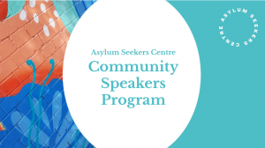 Community Speakers Program