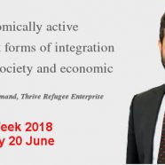 Join us for Refugee Week 2018 – The Need to Belong