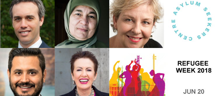 Refugee Week 2018 – The Need to Belong, 20 June 2018 6.30-8pm