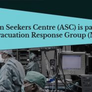 ASC is part of the Medical Evacuation Response Group (MERG)