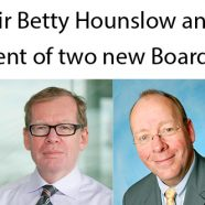 Jonathan Ladd and Peter Waters appointed to ASC Board