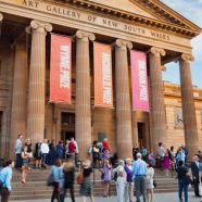 Young artists exhibit at Art Gallery of New South Wales