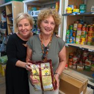 Southern Highlands delivers truckloads of food